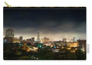 Greenway Plaza And The Galleria Carry-all Pouch