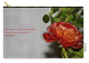 Greeting Of Love Carry-all Pouch