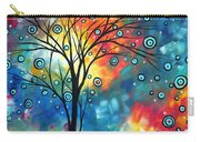 Greeting The Dawn By Madart Carry-all Pouch