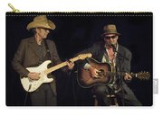Greg Brown And Bo Ramsey In Concert Carry-all Pouch