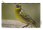 Gregarious Bird... Carry-all Pouch