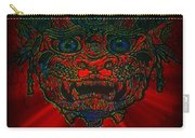 Gremlin In Dynamic Color Carry-all Pouch