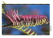 Grevillea Pink Australian Carry-all Pouch