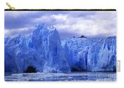 Grey Glacier Patagonia Chile Carry-all Pouch
