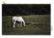 Grey In The Pasture Carry-all Pouch