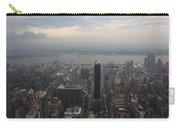 Grey Sky Over Manhattan Carry-all Pouch