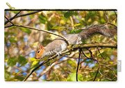 Grey Squirrel - Impressions Carry-all Pouch