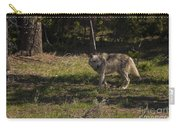 Grey Wolf   #3315 Carry-all Pouch