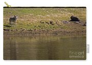 Grey Wolf   #4427 Carry-all Pouch