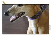 Greyhound Dog Carry-all Pouch