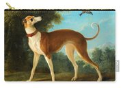 Greyhound In A Landscape Carry-all Pouch