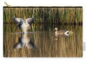 Greylag Goose Family Carry-all Pouch