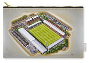 Griffin Park - Brentford Fc Carry-all Pouch