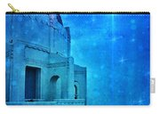 Griffith Park Observatory At Night Carry-all Pouch