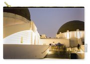 Griffith Park Observatory No. 3 Carry-all Pouch