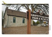 Griffith Quarry Park And Museum Penryn California Carry-all Pouch