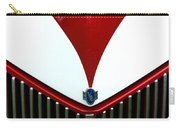 Grille And Logo Carry-all Pouch