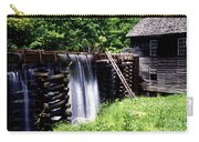 Grist Mill And Water Trough Carry-all Pouch