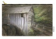 Grist Mill At Cades Cove Carry-all Pouch