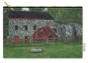 Grist Mill At Wayside Inn Carry-all Pouch