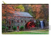 Grist Mill In Autumn Carry-all Pouch