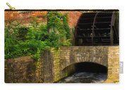 Grist Mill Carry-all Pouch by Thomas Woolworth