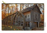 Grist Mill With A Golden Glow Carry-all Pouch