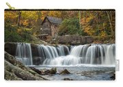 Grist Mill With Vibrant Fall Colors Carry-all Pouch