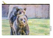 Grizzlies Carry-all Pouch