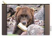 Grizzly Bear 01 Carry-all Pouch