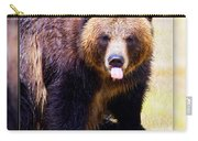 Grizzly Bear 2 Carry-all Pouch