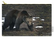 Grizzly Bear  #2510 Carry-all Pouch
