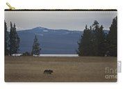 Grizzly Bear  #5270 Carry-all Pouch