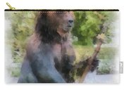 Grizzly Bear Photo Art 01 Carry-all Pouch