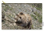 Grizzly Digging Carry-all Pouch