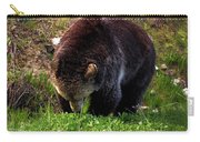 Grizzly Grazing Carry-all Pouch