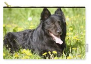 Groenendael Dog Carry-all Pouch