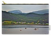 Gros Morne Mountain Over Bonne Bay At Norris Point In Gros Morne Np-nl Carry-all Pouch