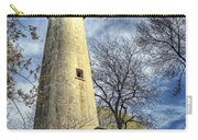 Grosse Point Lighthouse Color Carry-all Pouch