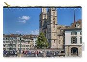 Grossmuenster Zurich Carry-all Pouch