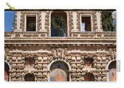 Grotesque Gallery In Real Alcazar Of Seville Carry-all Pouch