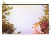 Ground View Carry-all Pouch by Margie Hurwich
