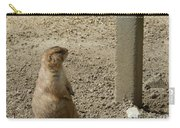 Groundhog With Shadow Carry-all Pouch