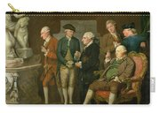 Group Of Connoisseurs Carry-all Pouch