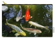 Group Of Koi 2 Carry-all Pouch