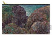 Group Of Rocks At Port Goulphar Carry-all Pouch