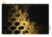 Grouped In Gold Carry-all Pouch