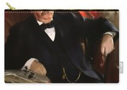 Grover Cleveland Carry-all Pouch
