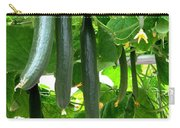 Growing Cucumbers Carry-all Pouch