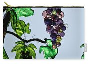 Growing Glass Grapes Carry-all Pouch